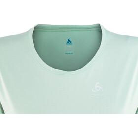 Odlo BL FLI T-shirt à col ras-du-cou Femme, surf spray